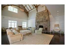 Renovated with meticulous detail creating a stunningly spacious formal home.