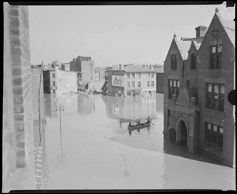 You can find out more about the storm during Chronicle's Hurricane of 1938 show Friday at 7:30 p.m. on WCVB.