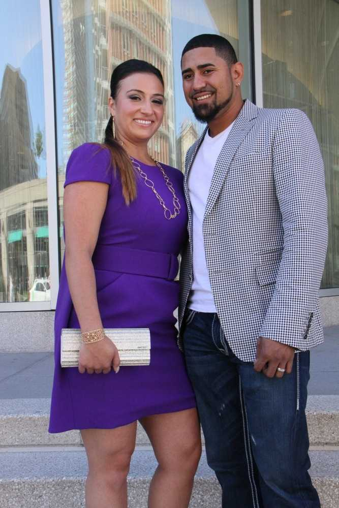Isabel is married to Red Sox pitcher Franklin Morales.