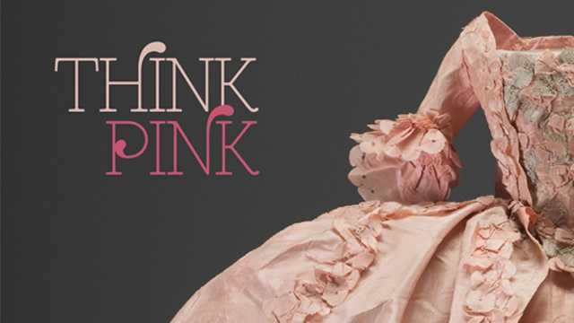think pink graphic