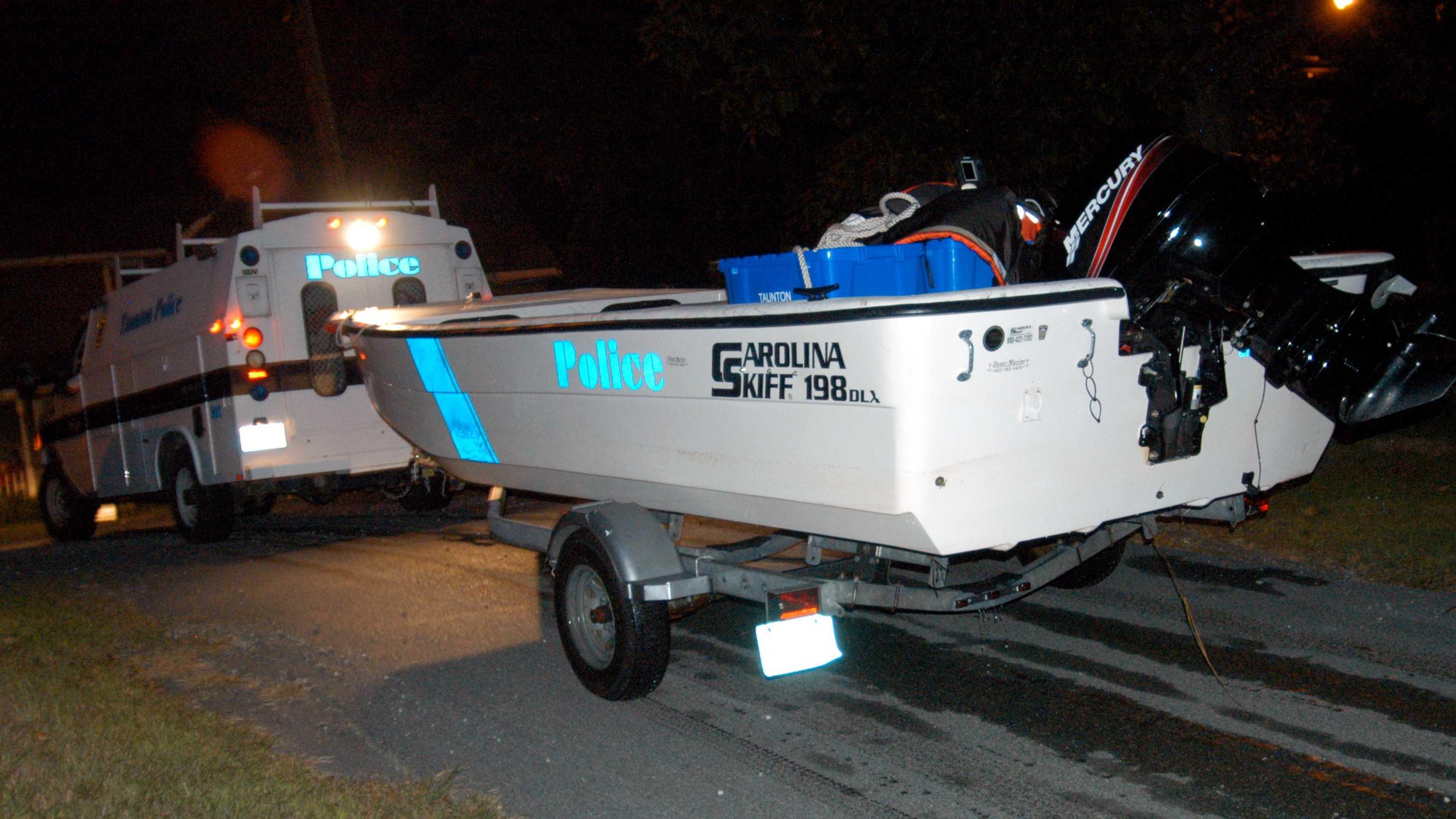 Taunton River Body Found 091913