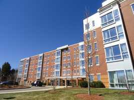 11)Bentley University in Waltham, Mass.
