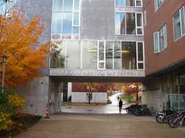 15)Brandeis University in Waltham