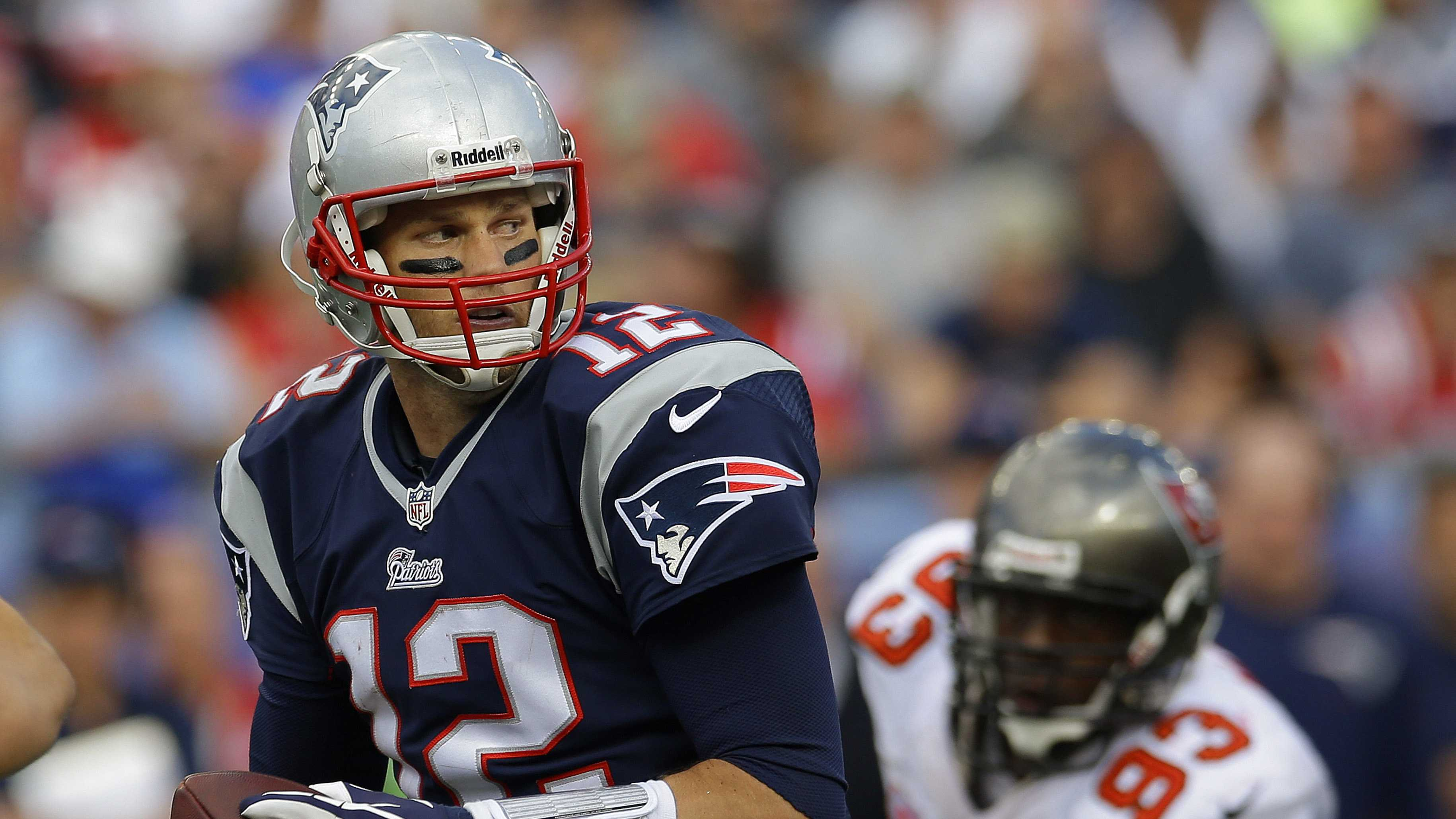 Tom Brady v Bucs