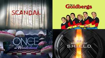 "The Fall Television Season on ABC is almost here! Check out the video previews below of the various primetime shows that you will see this fall on WCVB Channel 5. Returning are your favorite shows such as ""Scandal"", ""Grey's Anatomy"", ""Nashville"", and ""Modern Family"". New shows such as ""Once Upon a Time in Wonderland"", ""Marvel's Agents of S.H.I.E.L.D."", ""Super Fun Night,"" and ""The Goldbergs"" promise to peak your interest!"