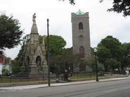 63.) Jamaica Plain -- 9.09 percent increase from 2012 to 2013.