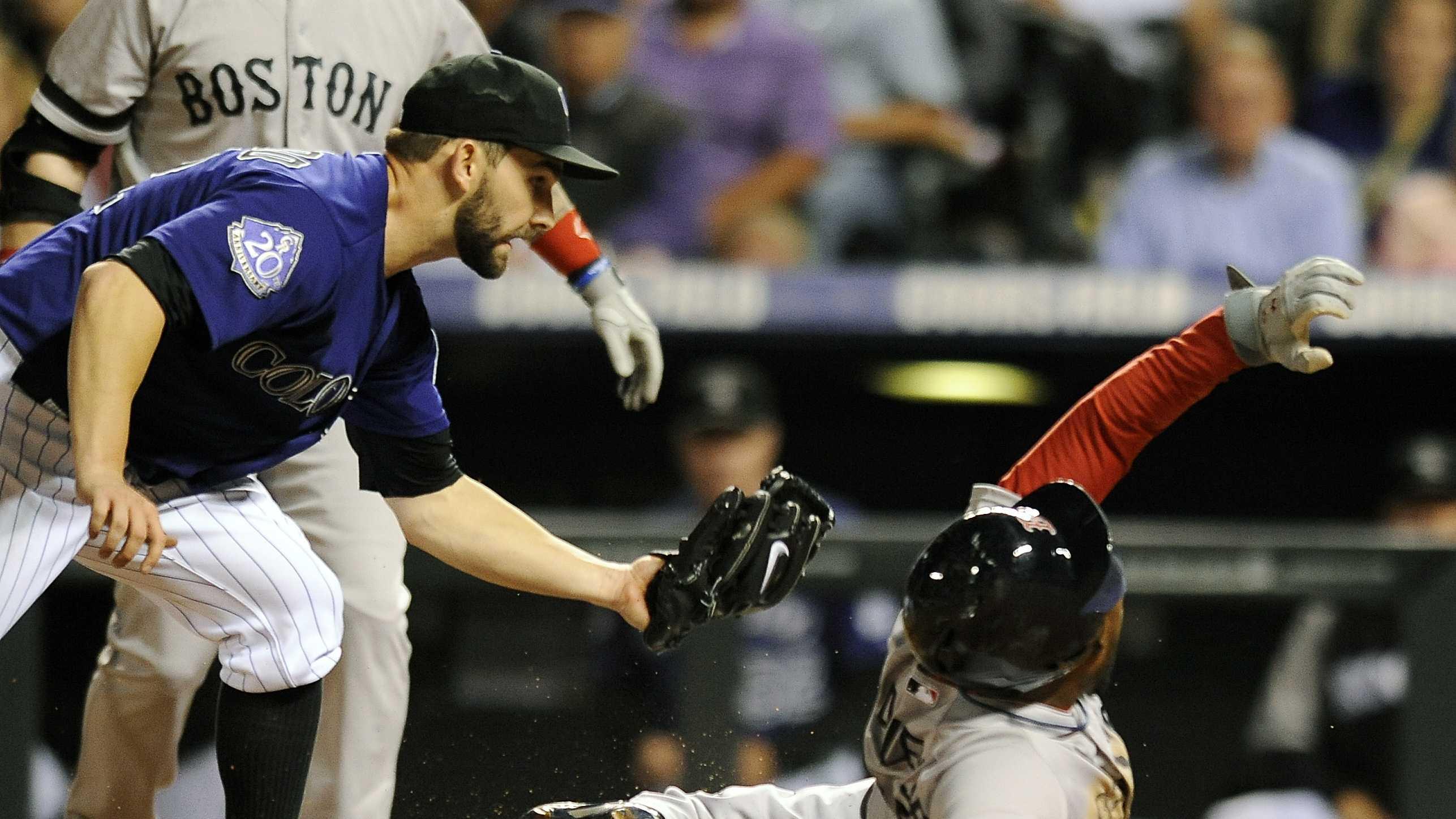 Red Sox Rockies loss 9.24