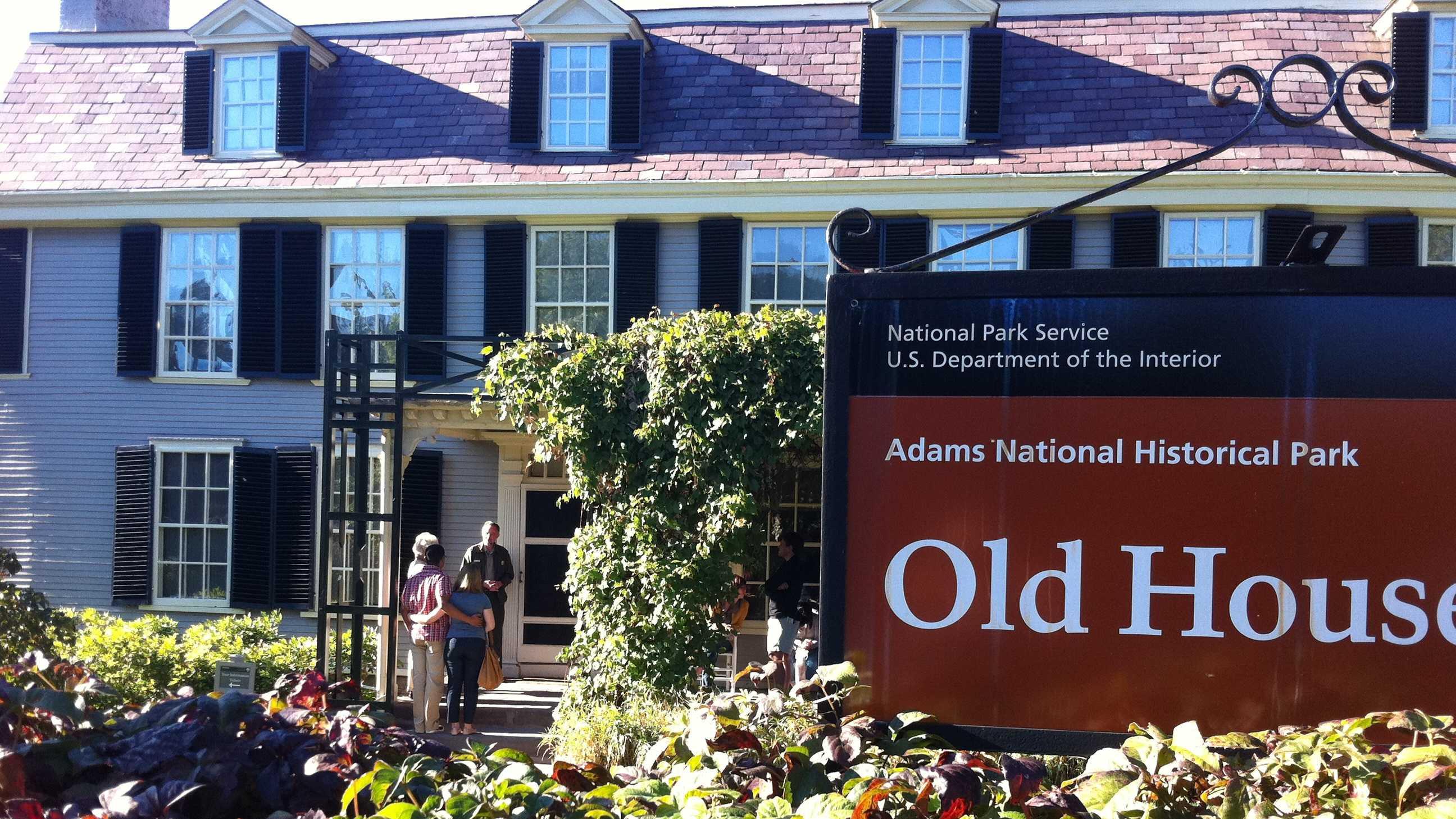 Adams National Historic Park