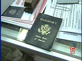The State Department would continue processing foreign applications for visas and U.S. applications for passports, since fees are collected to finance those services.