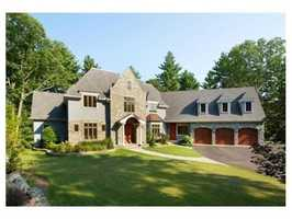 49 Wilsondale is on the market in Dover for $3.6 million.