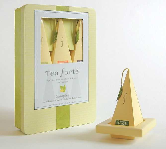Peter Hewitt, acclaimed MoMA designer, founded Tea Forte to marry his love of the tea experience with his eye for functional design.