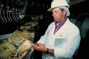 The Food and Drug Administration would handle high-risk recalls but suspend most routine safety inspections. Federal meat inspections would be expected to proceed as usual.