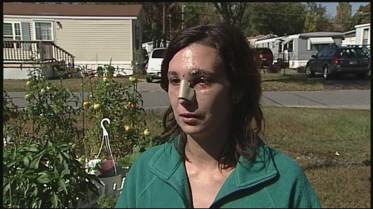 Survivor describes what happened during I-93 crash