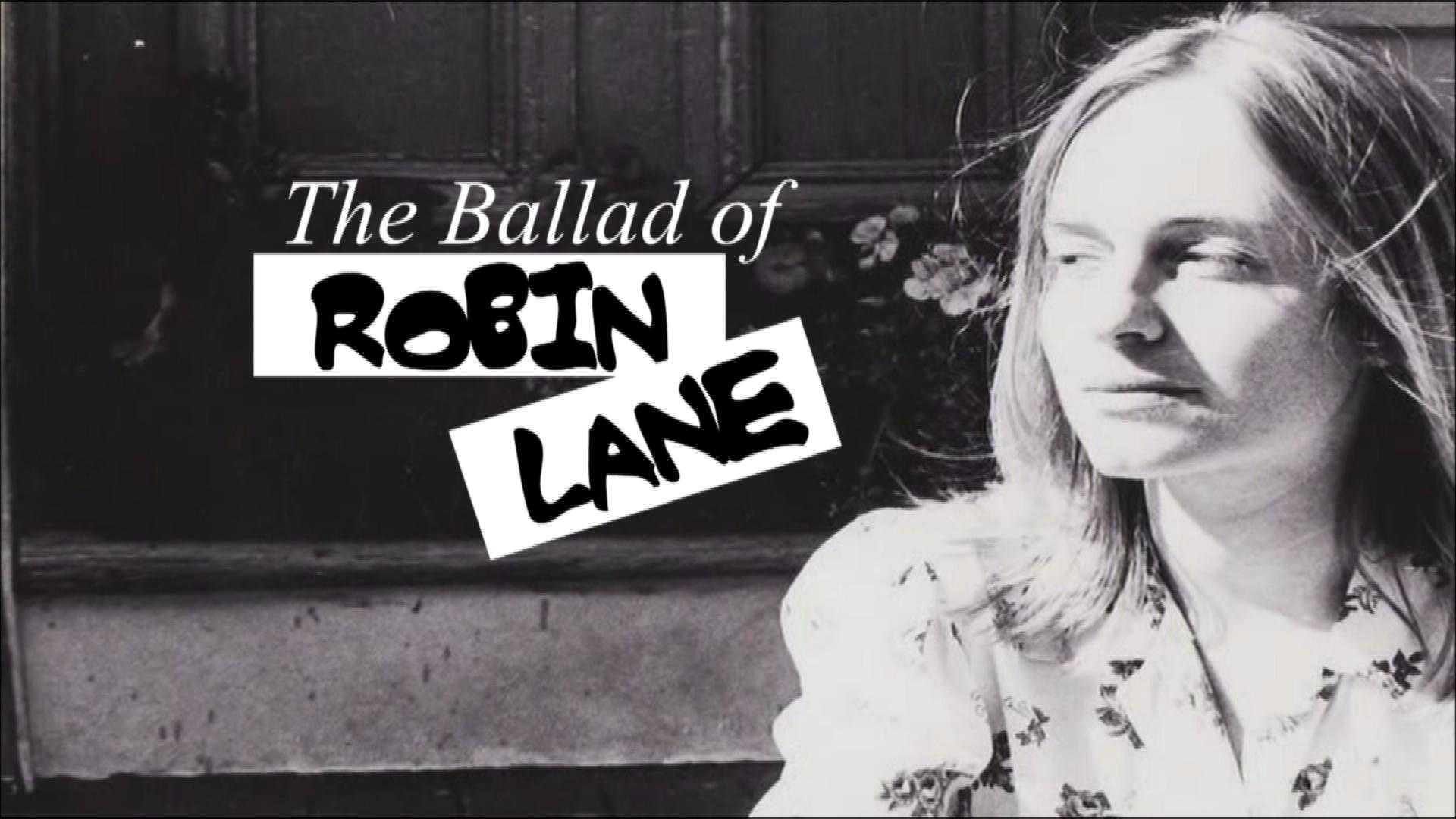 Image: Robin Lane
