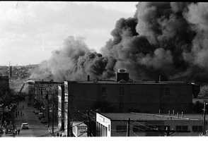Chelsea burned again on October 14, 1973.  That was nine months after the warning from the Board of Fire Underwriters.