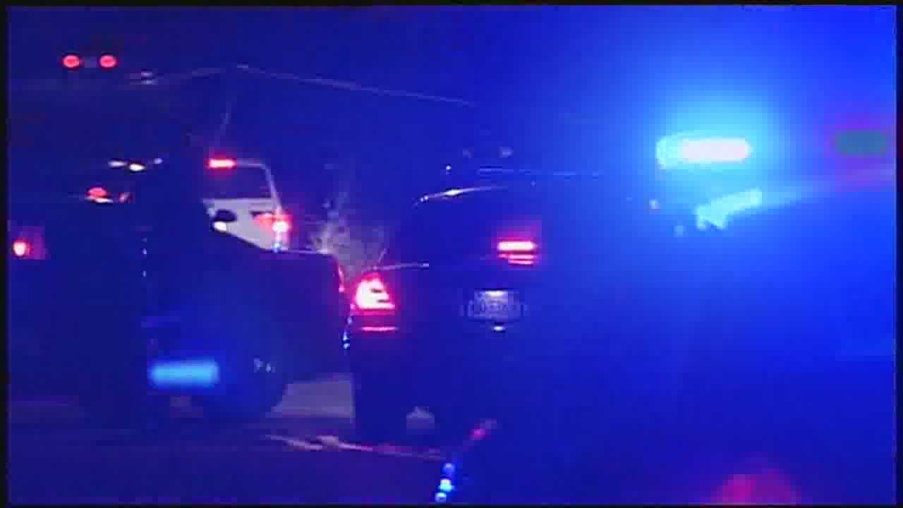 Police pursuit ends in death