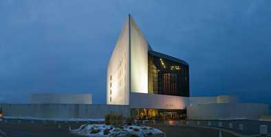 The JFK Presidential Library in Dorchester is closed.