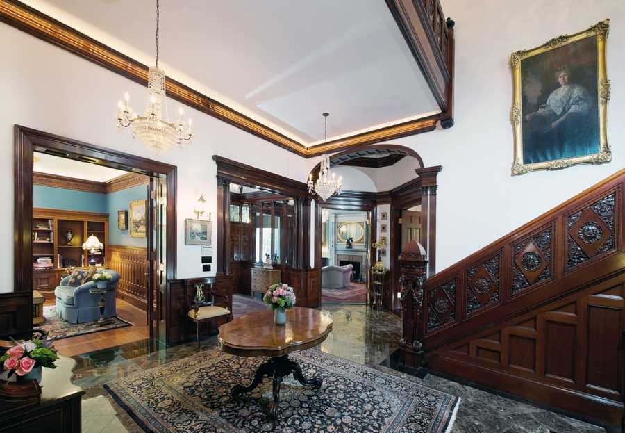 The home is being offered for $14,995,000.