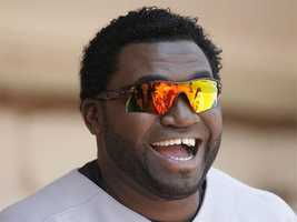 """Dubbed the """"greatest clutch-hitter in the history of the Boston Red Sox"""" by team owners in 2005, David Ortiz is the heart of the Sox -- both for teammates and fans. Check out some facts you may not know about the slugger:"""