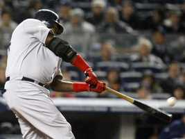 2009 was down year for Ortiz, finishing the season with just 28 home runs and 99 RBIs and a .238 average -- his lowest since joining the Red Sox.