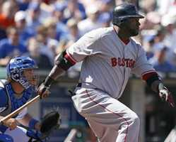 In 2010, Ortiz hit 32 home runs, had 102 RBIs and batted .270. He also won the Home Run Derby contest at the All-Star Game.