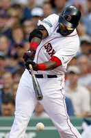 An Achilles injury ended Ortiz's 2012 season in July. His stats for the year include 23 home runs, 60 RBIs and a .318 batting average in 90 games.