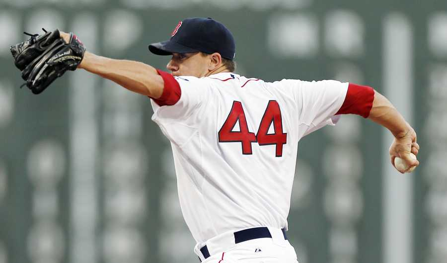 In 2004, Peavy had a 15-6 record, struck out 173 in 166 innings and led the Major Leagues with a 2.27 ERA.