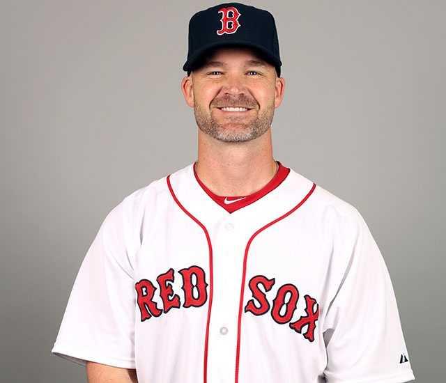 David Ross, catcher