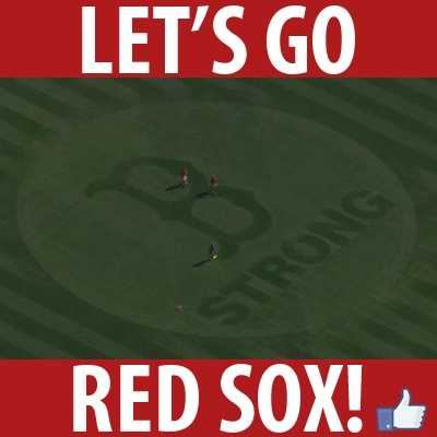 Let's go Red Sox! Click to share your fan photos on u local!