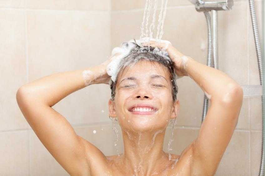Buy a low-flow shower head -- A water-efficient shower head uses between 25 percent to 50 percent less hot water, saving both on water and power bills.