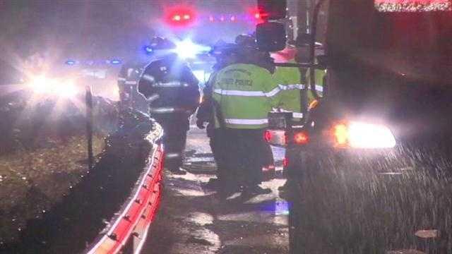 Foxborough crash