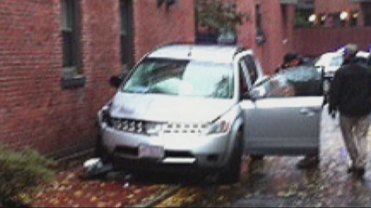 South End crash latest
