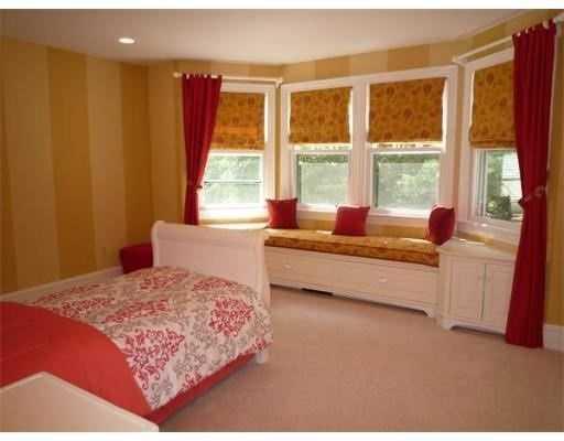Each bedroom also has a walk-in closet.
