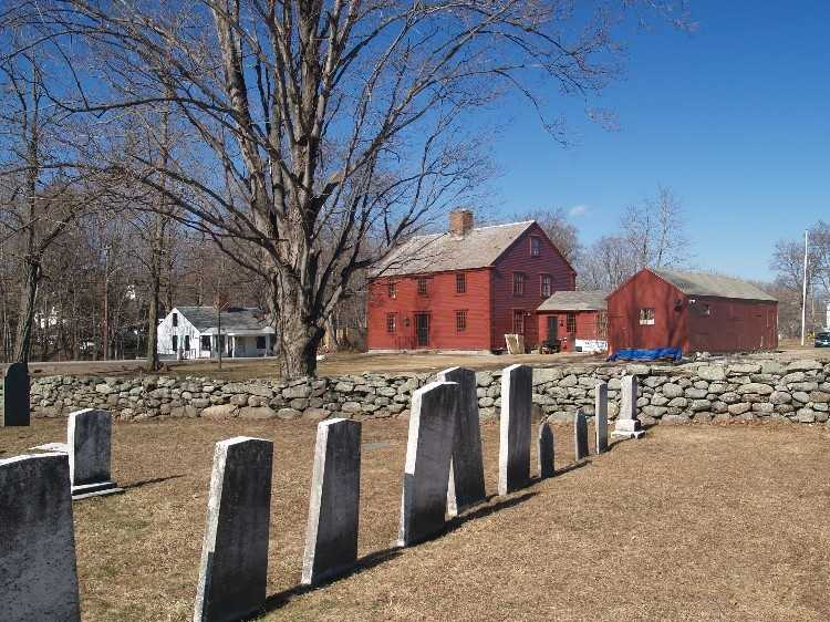 #18 (tie) The town of West Boylston was first settled in 1642, it was incorporated in 1808