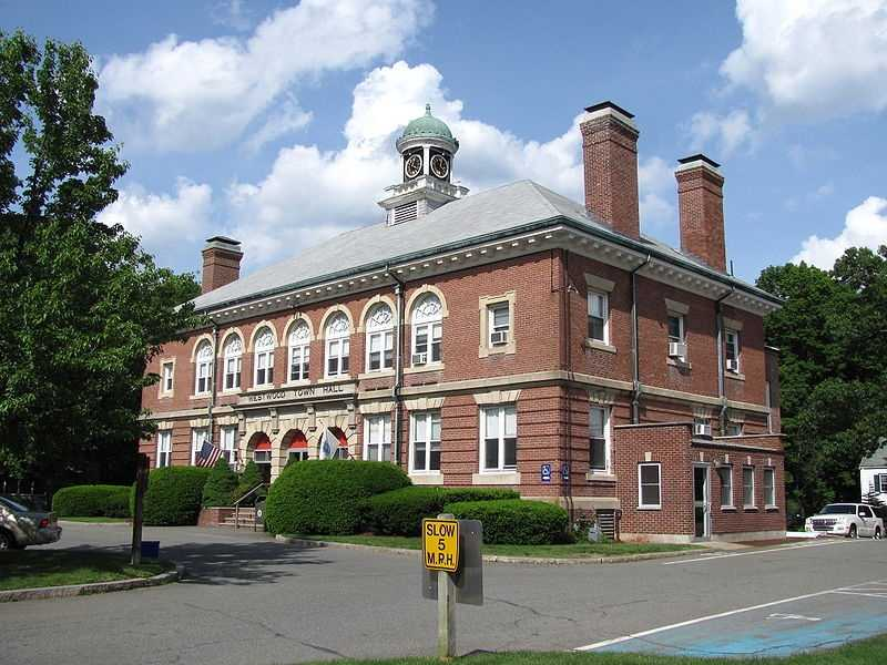 #16 (tie) The town of Westwood was first settled in 1640, it was incorporated in 1897