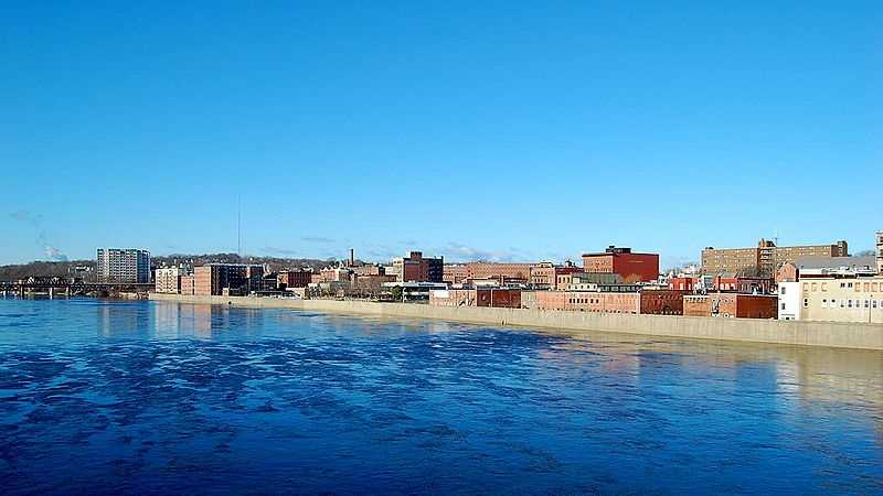 #16  (tie) The city of Haverhill was first settled in 1640, it was incorporated in 1641 and again in 1869