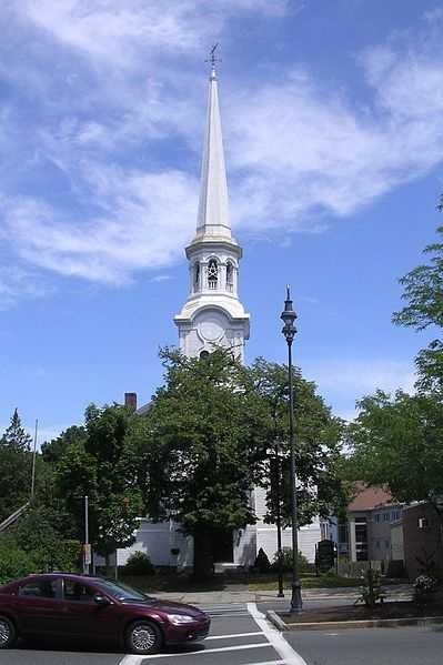 #15  (tie) The town of Wakefield was first settled in 1639, it was incorporated in 1812