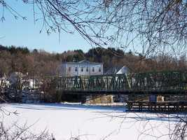 #15 (tie) The town of Groveland was first settled in 1639, it was incorporated in 1850