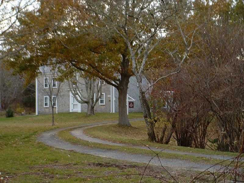 #15  (tie) The town of Dennis was first settled in 1639, it was incorporated in 1793
