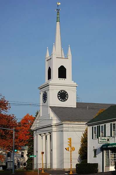 #14 (tie) The town of Rowley was first settled in 1638, it was incorporated in 1639