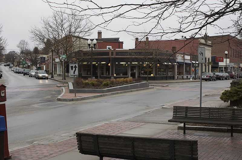 #14  (tie) The town of Maynard was first settled in 1638, it was incorporated in 1871