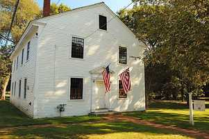 #14 (tie) The town of Lynnfield was first settled in 1638, it was incorporated in 1814