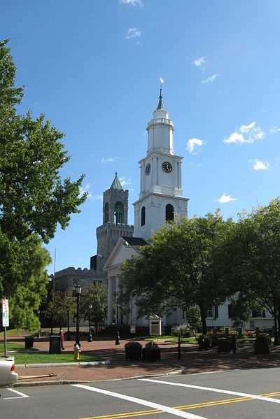 #12 (tie) The city of Springfield was first settled in 1636, it was incorporated in 1636 and again in 1852