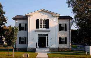 #11 (tie) The town of Wenham was first settled in 1635, it was incorporated in 1843