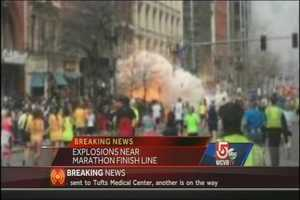 Brunner's most significant reporting assignments include her steady coverage of the Boston Marathon bombings.