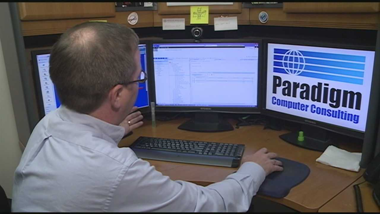 Corporate software lets police track down stolen laptop