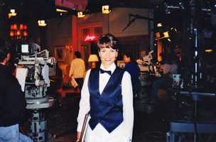 """In 1999, she appeared in a cameo role on ABC's """"All My Children"""""""