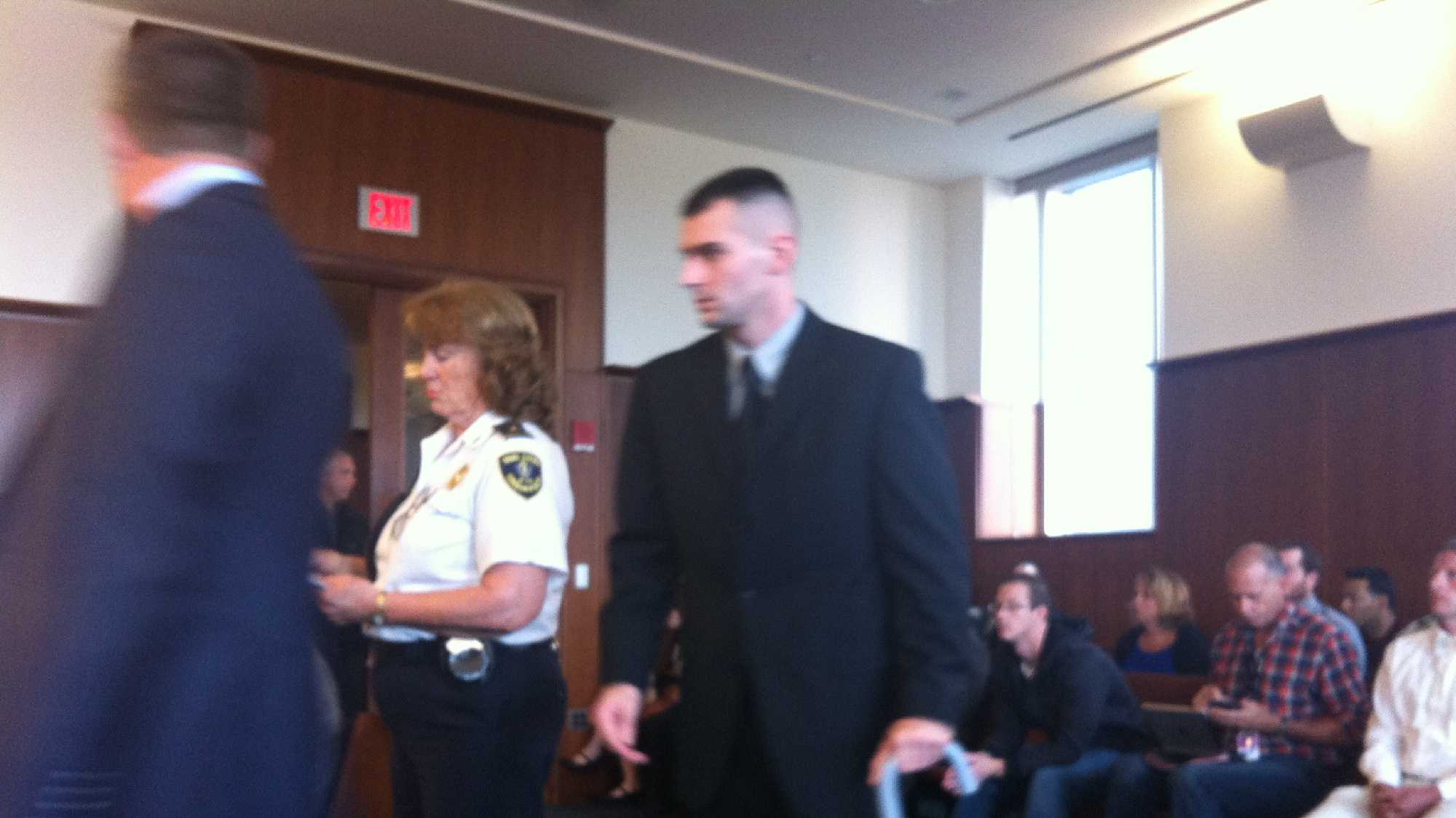 John Basler trooper charged