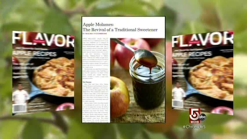 With more than 40 recipes in each issue, the current edition features apple molasses.