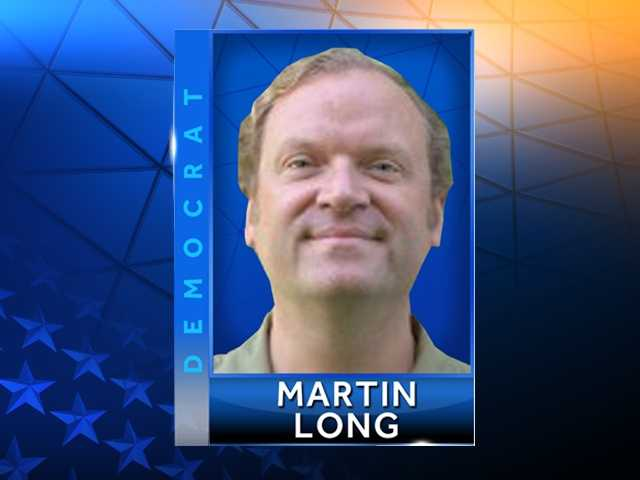 "Democrat Martin Long has been a sales and business manager for such technology companies as Sun Microsystems (now Oracle) and IBM Global Services. He is the author of ""The Reagan Memes: The Path from Reagan Conservatism to Modern Day Gridlock (and how to get out of it)."" Website:  http://www.martinlongforcongress.com/"
